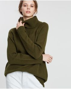 Jumpers & Cardigans | Buy Womens Jumpers Online Australia- THE ICONIC Jumpers For Women, Womens Jumpers, International Fashion Designers, Iconic Australia, Roll Neck, Minimalist Fashion, Wool Blend, Turtle Neck