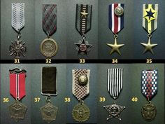394 Best Military Ribbons Images Military Ribbons The