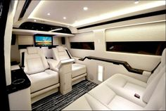 Luxury wealth | JetVan-Mercedes-personal jet-rich-wealth-luxury-corporate-millionaire ...