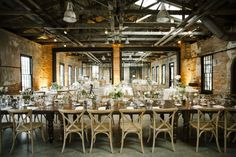 Gold and White Wedding Baltimore, Maryland Head Table Uplighting Photo by Natalie Conn #venues #weddingvenue