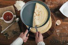 panqueca sem farinha de trigo