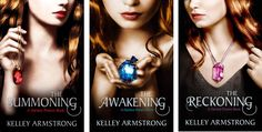 A young adult series about a Necromancer who is coming into her powers....and she does not know what she is.....