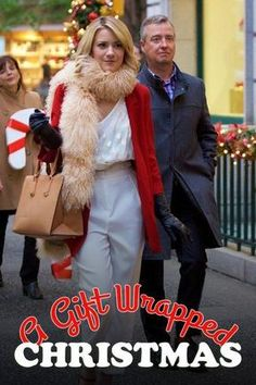 "Its a Wonderful Movie - Your Guide to Family Movies on TV: Lifetime Christmas Movie ""A Gift Wrapped Christmas"""