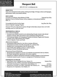 Sample Entry Level International Trade Resume - http://exampleresumecv.org/sample-entry-level-international-trade-resume/
