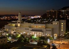 The Conference Center is home of the twice-yearly general conferences of the Church of Jesus Christ of Latter Day Saints. Other Church and civic events, including concerts of the Mormon Tabernacle Choir, are held throughout the year - #LDS  #Mormonism #Travel