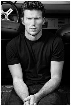 Scott Eastwood Stars in Flaunt Photo Shoot