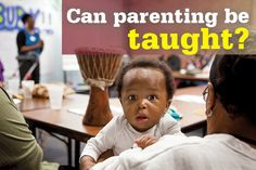 Parents of young children participate in a parenting workshop in Boston, Mass. This is the cover story in the May 19 issue of The Christian Science MonitorWeekly.