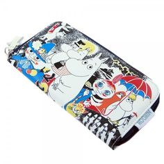 House of Disaster « Tuotteet / Valmistaja « Ihanaiset. Moomin, Just In Case, Notebook, Phone Cases, Wallet, Comics, Character, Shopping, Accessories