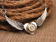 heart bullet jewelry