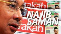 Perbicaraan Najib saman Harakah didengar 16 Mac 2016 - http://malaysianreview.com/149711/149711/
