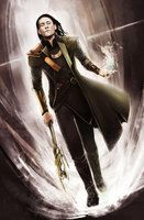 Loki and his Scepter