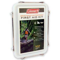 Coleman Sportsman Waterproof First-Aid Kit