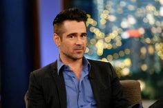 Ontem à noite no # Kimmel - Colin Farrell. Assista Jimmy Kimmel Live! Weeknights em 11:35 / 10:35 c no ABC. - No Jimmy Kimmel Live - segunda-feira 16 dezembro, 2013.