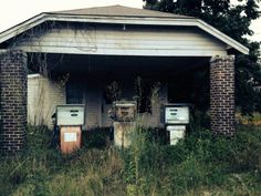 Clover Sc.. old gas station