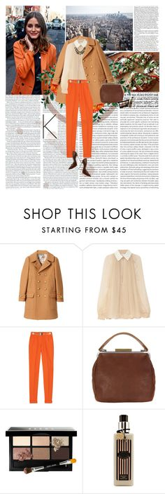 """""""So what in this world do you think could ever take you off my mind"""" by vexybabe ❤ liked on Polyvore featuring Oris, memento, Lazy Days, Beautiful People, Chloé, Hive & Honey, Preen, Ally Capellino, Bobbi Brown Cosmetics and Juicy Couture"""