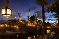 Adventure Isle | Adventureland | Disneyland Paris