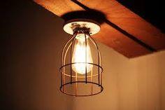 vintage ceiling lighting - Google Search