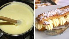 Nejjednodušší a nejchutnější vanilkový krém na dorty, který si okamžitě zamilujete. Připravíte si ho sami za pár minut z dostupných ingrediencí, které máte běžně doma. Bude chloubou každého dortu a skvělou chutí dovede vaše dezerty k dokonalosti. Budete na něj potřebovat následující ingredience. Fondue, Creme, French Toast, Mai, Breakfast, Ethnic Recipes, Website, Morning Coffee, Morning Breakfast