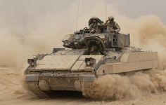 Bradley Fighting Vehicle, US Army, Iraq, Photo Print Army Vehicles, Armored Vehicles, Bradley Ifv, Bradley Fighting Vehicle, Cool Tanks, Battle Tank, Military Weapons, Military News, Military History