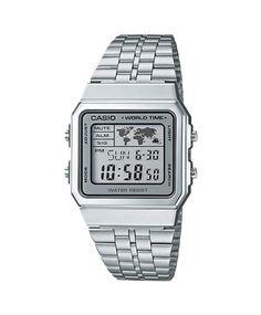 7b28b8b6fc7 Relógio Casio Feminino Vintage A500WA-7DF Relógio Casio Feminino