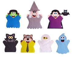Fantoche Halloween - Dia das Bruxas