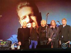 Tribute to Glenn Frey at the Grammy's February 2016
