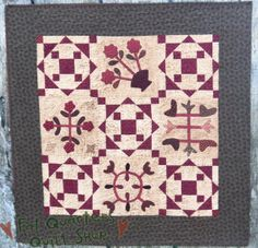 Fat Quarters Quilt Shop For all our quilting & fabric needs : Cheri Payne Pattern - February -