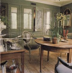 Swamp Palazzo Style By Interior Designer Rosemary James In Her Tiny New Orleans Home The York Times Magazine March Photo Credit Antoine Bootz