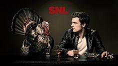 Adorable Josh Hutcherson 'SNL' Bumper Stickers (plus a new GIF
