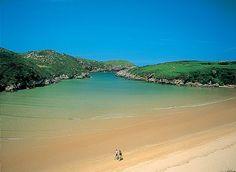 Asturias - Llanes - Playa de Póo