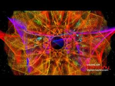 Dance of the Reedpipes (The Nutcracker) - Tchaikovsky, Visual Music created by VJ Chaotic