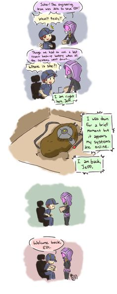 Mass Effect - Potato by ~oranjielub on deviantART