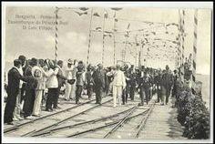 Príncipe Real D. Luis recebido em apoteose vindo da viagem ás colónias. 1907.