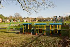 Thursley Road playground, Elstead GU8 6DW