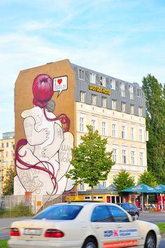 I <3 Berlin via: Behind The Lens Lukey #travel #Berlin #photography