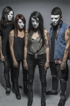 EYES SET TO KILL behind the scenes of new music video for INFECTED http://buff.ly/16tNcER