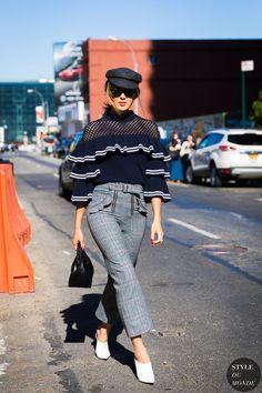 new york street style #fashion #ootd