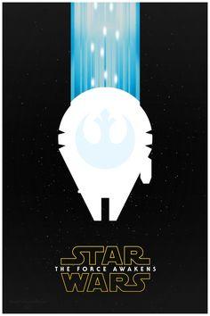 Star Wars : The Force Awakens by KemalDis.deviantart.com on @DeviantArt
