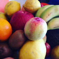Clases off y lo mejor del verano la fruta!!!! :)) ♪♫♪ www.alejandra-toledano.com