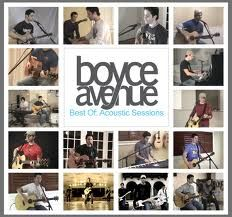 Boyce Avenue - if you like modern music with an acoustic twist, uhm this is the band for you!!!! Its my newest addiction!(: