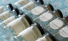apothecary labels for jars