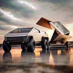 Tesla Semi Truck, Tesla Inc, E Mobility, Tesla Model X, Tesla Motors, Electric Cars, Cool Cars, Photo And Video, Building