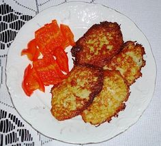 Polish potato pancakes - recipe
