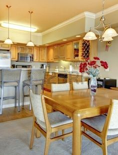 1ra opcion de cocina Diana, Table, Furniture, Home Decor, Cooking, Colors, Decoration Home, Room Decor, Tables
