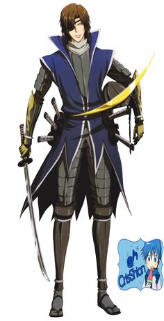 Date Masamune by CrisShion on DeviantArt