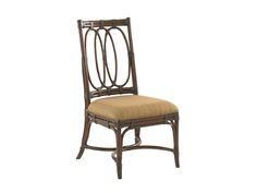 Tommy Bahama Home | Landara Collection | 545-880-01 Palmetto Side Chair | MacQueen Home
