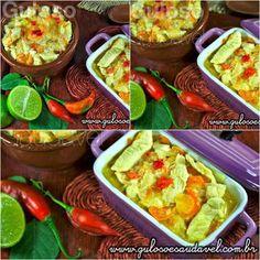A sugestão para o #almoço conquistou o meu coração, é o Filé de Frango ao Molho de Iogurte, é delicioso e levinho!  #Receita aqui: http://www.gulosoesaudavel.com.br/2013/06/19/file-frango-molho-iogurte/