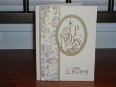 Holy Triptych (Gold) by lfgammon - Cards and Paper Crafts at Splitcoaststampers