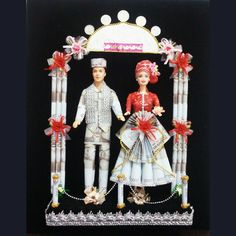 Uang Mahar Pengantin Barbie by Mahar Hantaran Medan Money Creation, Medan, Way To Make Money, Platter, Barbie, Creative, Wedding, Jewelry, Art