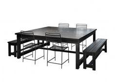 minacciolo tavolo deisgn in legno frame